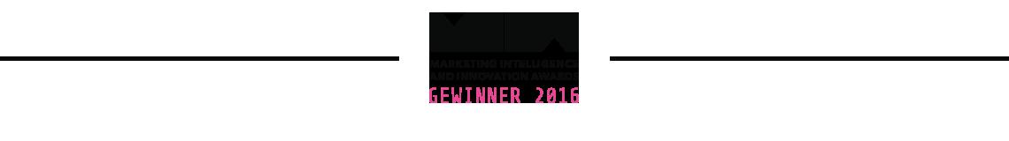 Marketing Intelligence and Innovation Awards Gewinner 2016 Rexago Information GmbH